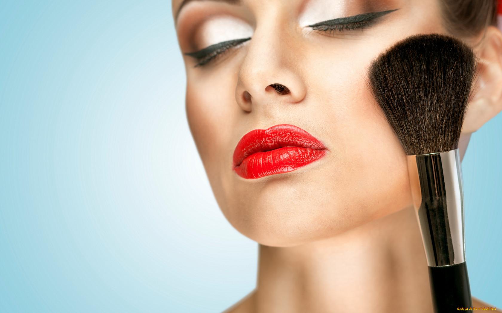 Реклама по макияжу фото